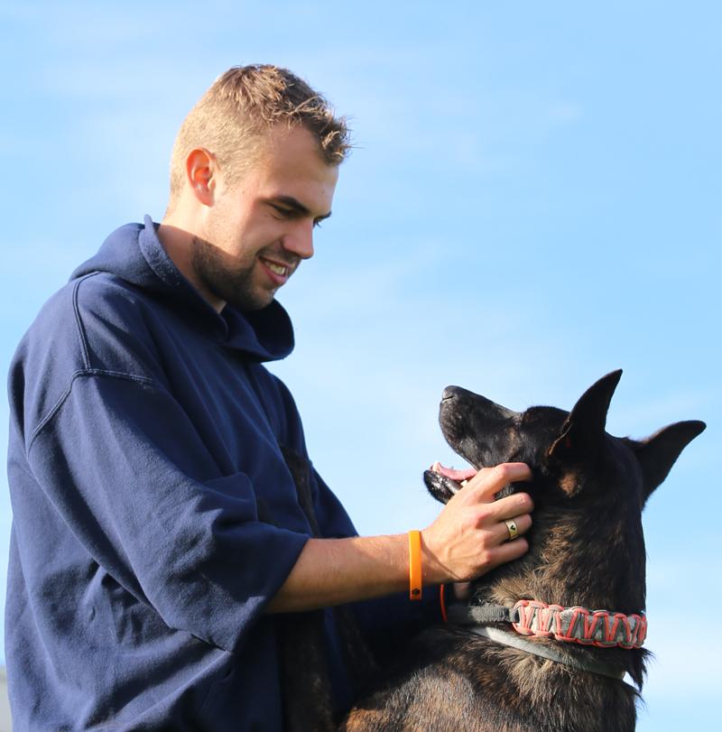 Jack Stienstra instructeur Active Dog Care