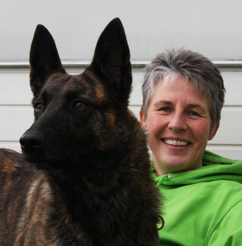 Jose Stienstra oprichter Active Dog Care