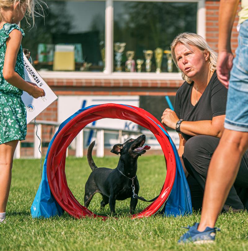 Amanda Straatman Zuidland - instructeur Kind en Hond