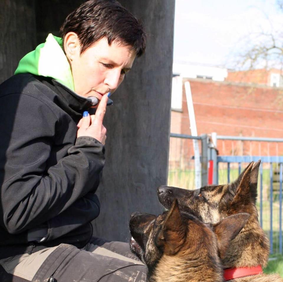 Jose Stienstra - oprichter Active Dog Care